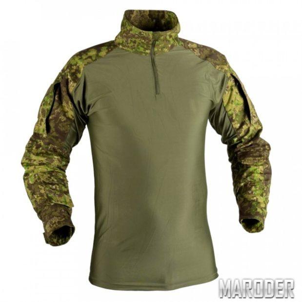 Тактическая рубашка UBACS Green Zone