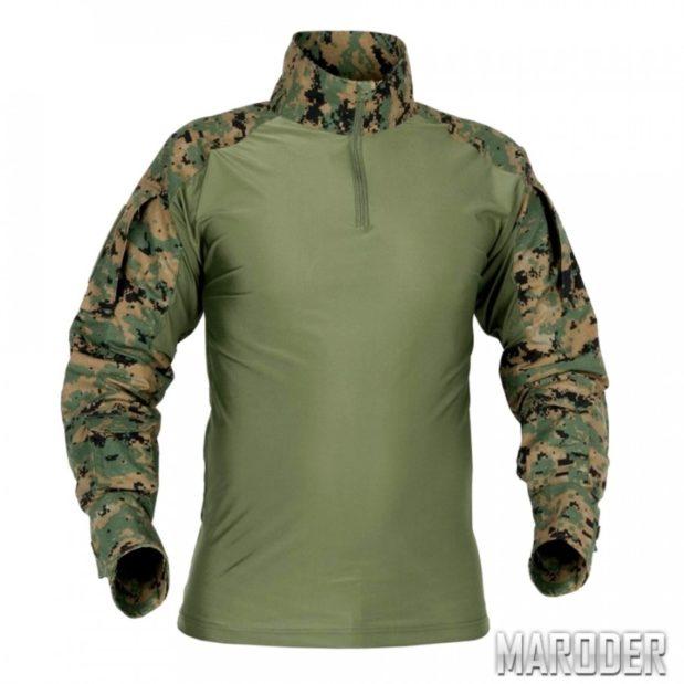 Тактическая рубашка UBACS Digital Woodland