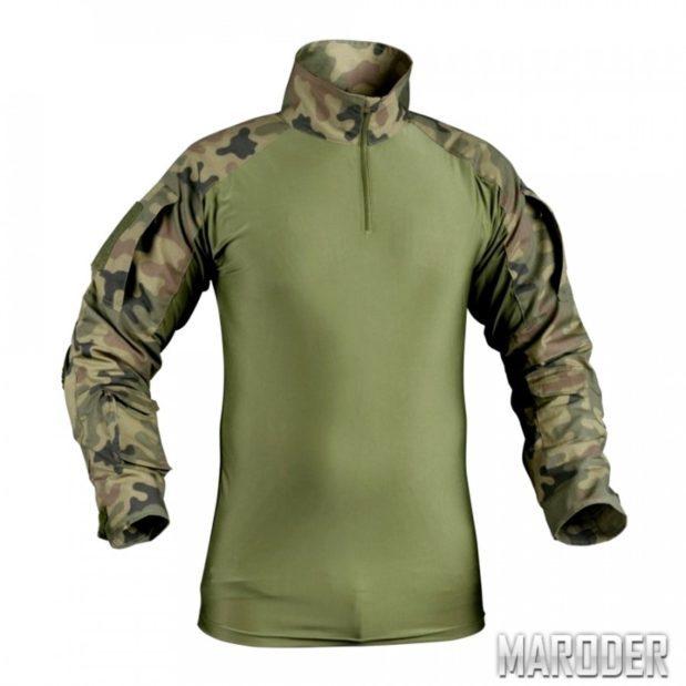 Тактическая рубашка UBACS PL Woodland