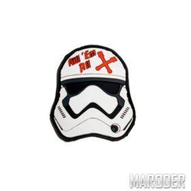 Нашивка Stormtrooper белая