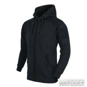 Куртка Urban Tactical Hoodie Lite Black. Helikon-Tex