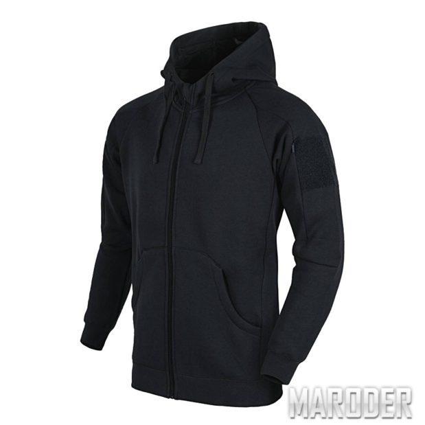 Куртка Urban Tactical Hoodie Lite Black. Helikon-Tex