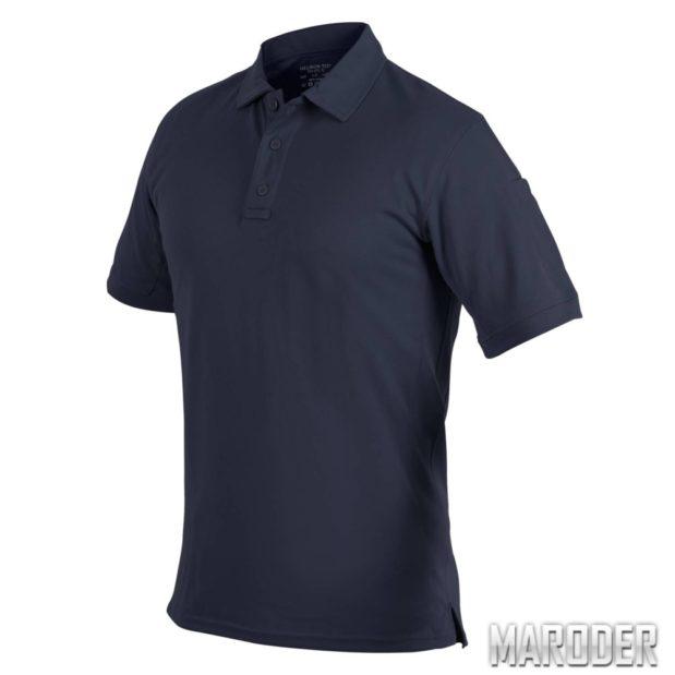 Футболка POLO UTL Topcool Lite Navy Blue. Helikon-Tex