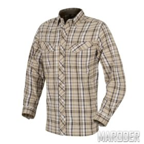 Рубашка DEFENDER MK2 CITY с длинным рукавом Sider Plaid