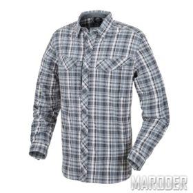 Рубашка DEFENDER MK2 CITY с длинным рукавом Stone Plaid