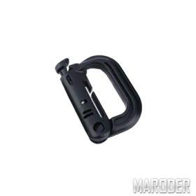 Пластиковый карабин Grimloc Black