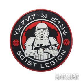 Морал патч штурмовик 501st Legion
