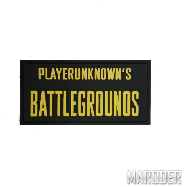 Морал патч Playerunknowns Battelgrounds