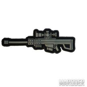 Морал патч Barret M82 снайперская винтовка нашивка
