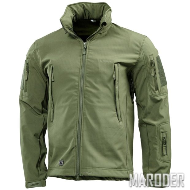 Куртка Artaxes Softshell Jacket Grindle Green