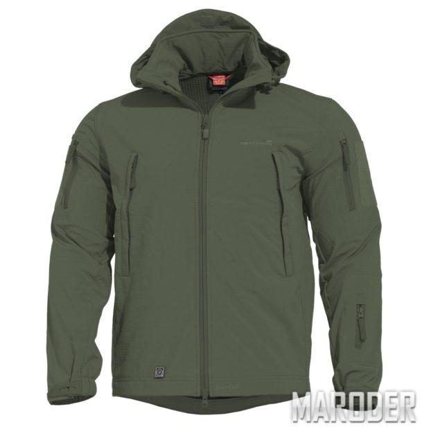 Куртка Artaxes Softshell Jacket Olive
