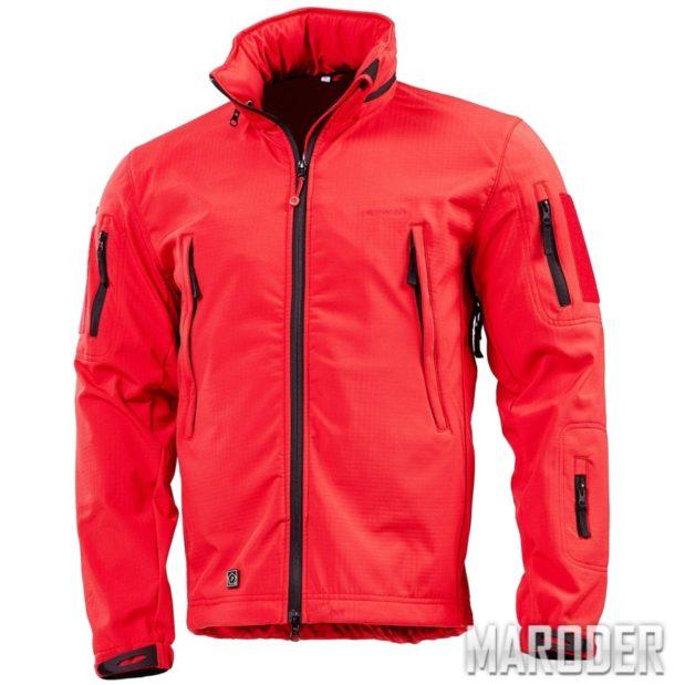 Куртка Artaxes Softshell Jacket RED