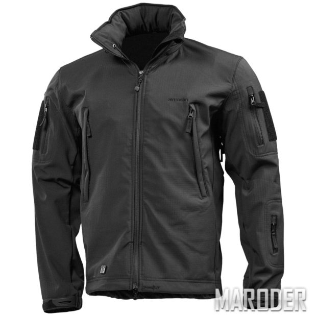 Куртка Artaxes Softshell Jacket Black