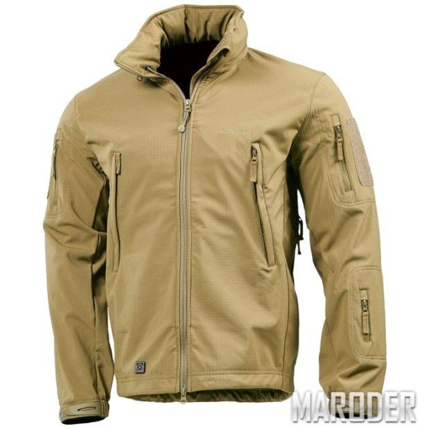 Куртка Artaxes Softshell Jacket Coyote