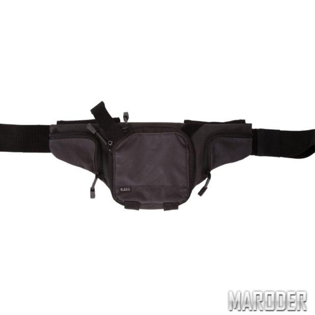 Тактическая пистолетная поясная сумка Select Carry Pistol Pouch Charcoal 5.11 Tactical