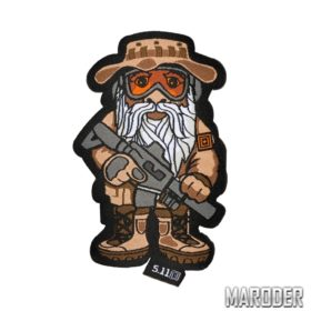Нашивка Marine Recon Gnome Patch. 5.11 Tactical