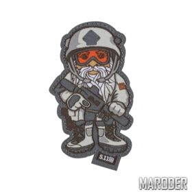 Нашивка Tactical SWAT Gnome Patch. 5.11 Tactical
