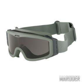 Баллистическая защитная маска ESS Profile NVG. Follage Green. ACU