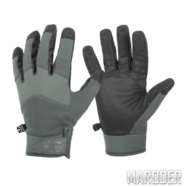 Перчатки тактические зимние IMPACT DUTY WINTER MK2 Shadow Grey/Black