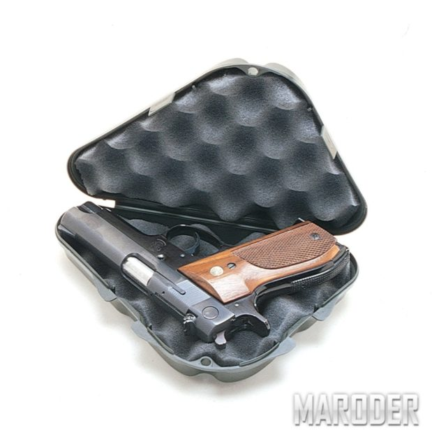 Кейс пистолетный 802 Compact. MTM