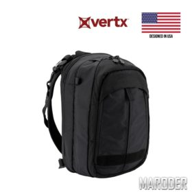 Рюкзак для скрытого ношения оружия Vertx EDC Transit Sling 2.0 Black