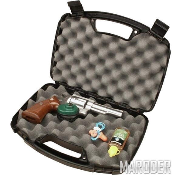 Кейс пистолетный Single Pistol 807 MTM