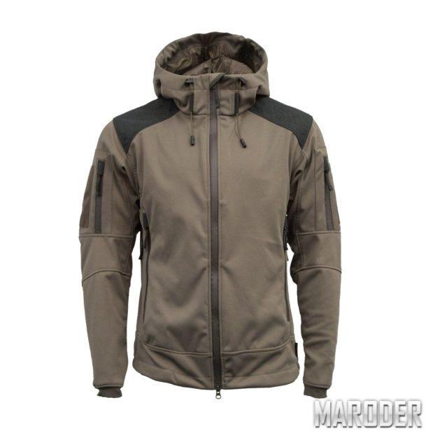 Куртка Carinthia G-Loft Softshell Jacket SpezKz. Olive