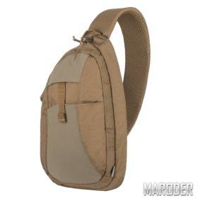 Однолямочный рюкзак для оружия EDC Sling Coyote