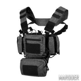 Разгрузочная система TRAINING MINI RIG Melange Black-Grey