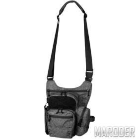 Сумка EDC SIDE BAG Melange Black - Grey