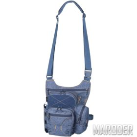 Сумка EDC SIDE BAG Melange Blue