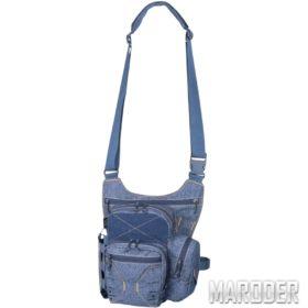 Сумка EDC SIDE BAG Melange Blue