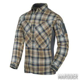 Рубашка MBDU Flannel Ginger Plaid