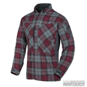 Рубашка MBDU Flannel Ruby Plaid