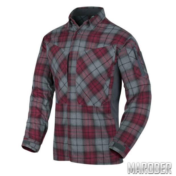 Рубашка MBDU Flannel Ruby Plaid