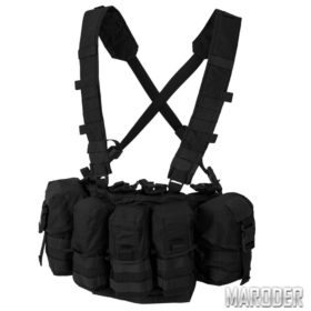 Разгрузочная система Guardian Chest Rig Black
