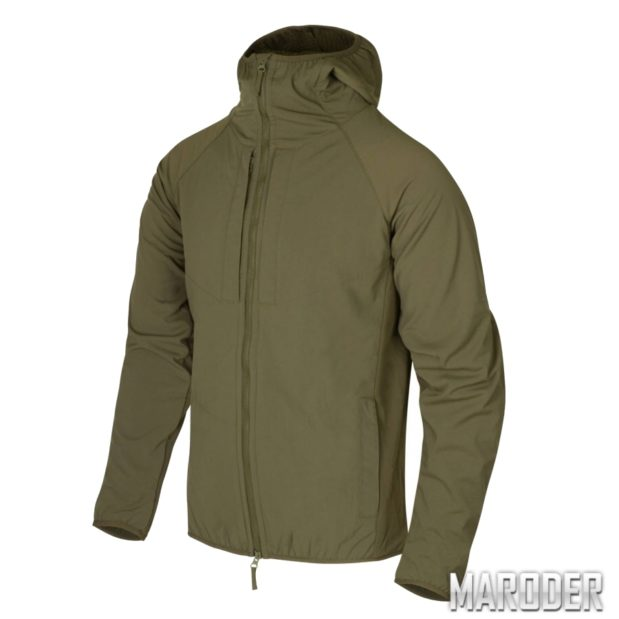 Куртка Urban Hybrid Softshell Stormstretch Adaptive Green