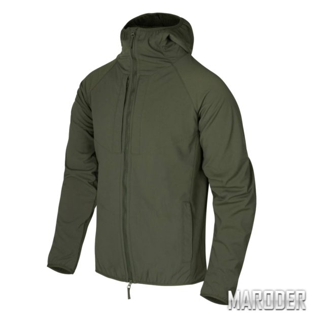 Куртка Urban Hybrid Softshell Stormstretch Taiga Green