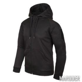 Куртка Urban Tactical Hoodie FullZip Black