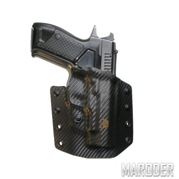 Кобура RANGER Carbon Black для пистолета ФОРТ 12