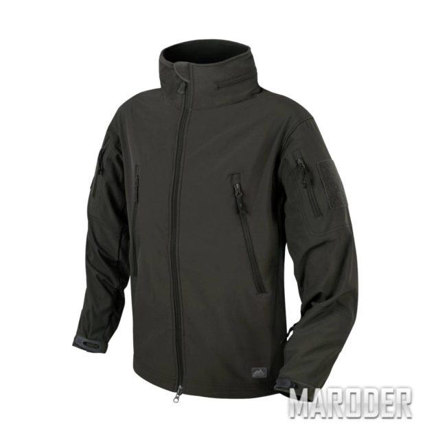 Куртка тактическая Gunfighter Soft Shell Ash Grey