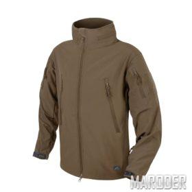Куртка тактическая Gunfighter Soft Shell Mud Brown