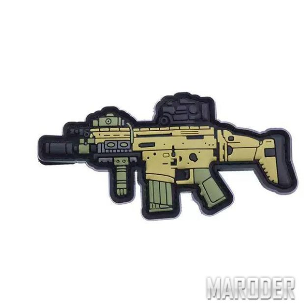 Морал патч FN SCAR