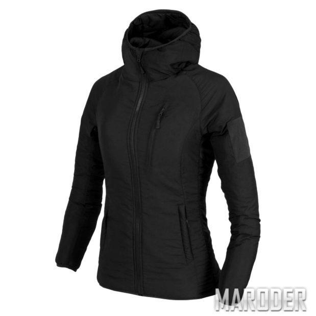 Женская куртка Wolfhound Hoodie Black
