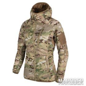 Женская куртка Wolfhound Hoodie Multicam