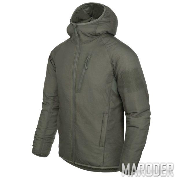 Куртка Wolfhound Hoodie Alpha Green