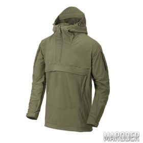 Анорак Mistral Soft Shell Adaptive Green Helikon Штормовка