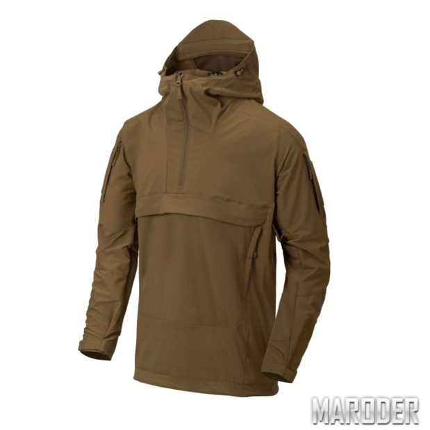 Анорак Mistral Soft Shell Mud Brown