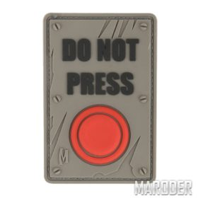 Морал патч Do Not Press