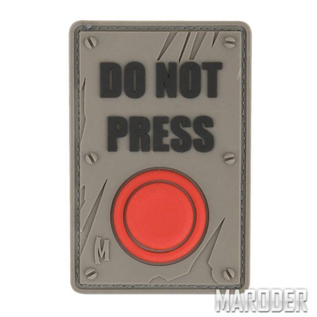 Морал патч Do Not Press